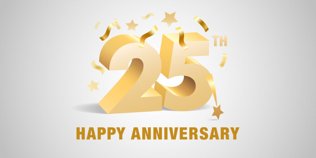 Tom Robb, Celebrates 25 Years With Phone Experts!